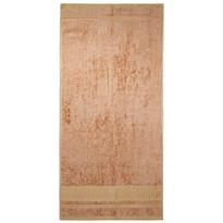 4Home törölköző Bamboo Premium bézs színű, 50 x 100 cm