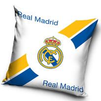 Vankúšik Real Madrid Erb, 40 x 40 cm