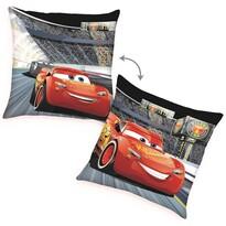 Polštářek Cars McQueen, 40 x 40 cm