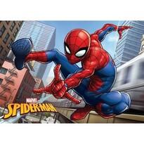 Kúpeľňová predložka Spiderman, 40 x 60 cm