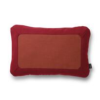 Vankúšik Frame 40 x 60 cm, červený