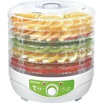 Dezhidrator de alimente Sencor SFD 790WH, cu reglare a temperaturii, alb