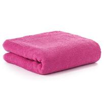 Ręcznik kapielowy Velour różowy, 70 x 140 cm