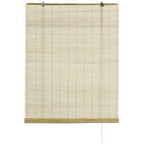 Roleta bambusová přírodní, 60 x 160 cm
