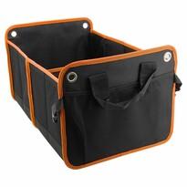 Podwójny organizer do bagażnika Orange, 54 x 34 cm