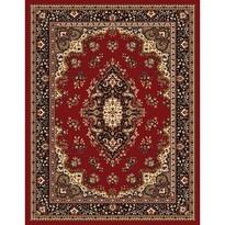 Kusový koberec Samira 12001 red, 60 x 110 cm