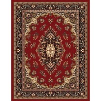 Kusový koberec Samira 12001 red, 80 x 150 cm