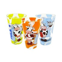 Dekorovany pohárik 2 ks