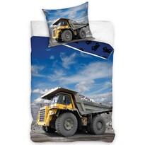 Bavlnené obliečky Nákladné auto, 140 x 200 cm, 70 x 90 cm
