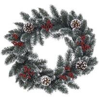 Vianočný veniec Pomesia zelená, 45 cm
