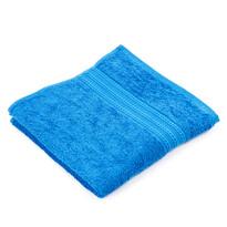 Osuška Basic tmavě modrá, 70 x 140 cm