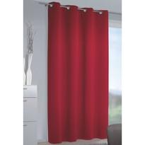 Zasłona zaciemniająca Mia ciemnoczerwony, 140 x 245 cm