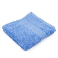 Osuška Basic modrá, 70 x 140 cm