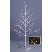 Świecące drzewko LED Pino, biały