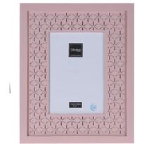Ramka do zdjęcia Trento różowy, 29,5 x 24 cm