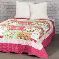 4Home Narzuta na łóżko dla dzieci Princess, 140 x 200 cm