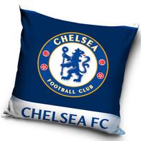 Polštářek Chelsea FC Dark blue, 40 x 40 cm