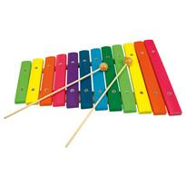 Bino Xylofón, 12 tónov