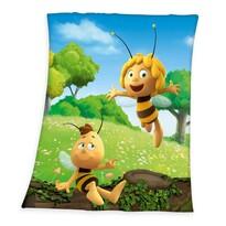 Detská deka Včielka Maja, 130 x 160 cm