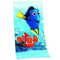 Ręcznik plażowy Gdzie jest Dory 2, 75 x 150 cm