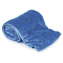 Pătura 4Home Soft Dreams albastru închis, 150 x 200 cm