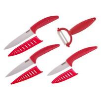 Banquet GOURMET CERAMIA ROSSA 7-dielna sada keramických nožov