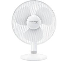 Sencor SFE 4030WH stolný ventilátor