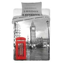 Bavlnené obliečky Londýn 2016, 140 x 200 cm, 70 x 90 cm