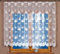 4Home záclona Rozárie, 175 x 350 cm