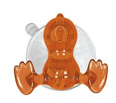 Háček Crazy Hooks Baby Bird oranžová