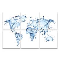 Vícedílný obraz World