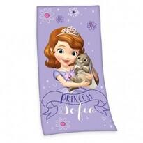 Szófia hercegnő fürdőlepedő, 75 x 150 cm