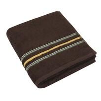 Ręcznik Zuzka ciemnobrązowy