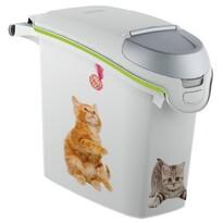 Curver Plastový box na zvířecí krmivo Cat, 6 kg