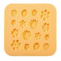 Tescoma DELÍCIA DECO foremki silikonowe kwiatki