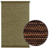 Roleta EasyFix prírodná nugát, 120 x 150 cm