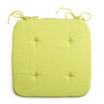 Sedák Paris zelená, 36 x 36 cm
