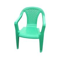 Dětská židle, zelená