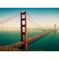 Fototapeta Golden Gate Bridge, 232 x 315 cm