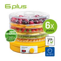 Concept SO-1015L sušička ovocia 6 plus s platom  na bylinky