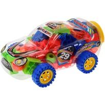 Detské skladacie kocky Rallye, 75 ks