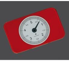 Zassenhaus Kuchynská váha digitálna červená