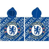 Ponczo dziecięce FC Chelsea, 50 x 100 cm