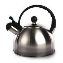 Nerezový čajník Everytime 2 l, čierna