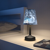 Philips Disney Lampa stolná prenosná Star Wars Stormtroopers