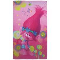 Osuška Trolls Poppy, 70 x 120 cm