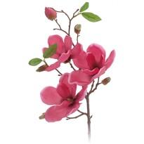 Umělá Magnolie, tmavě růžová