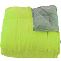 Koc camping Elle zielony, 150 x 200 cm