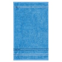 Nicola törölköző kék, 50 x 90 cm