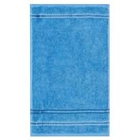 Ručník Nicola modrá, 50 x 90 cm